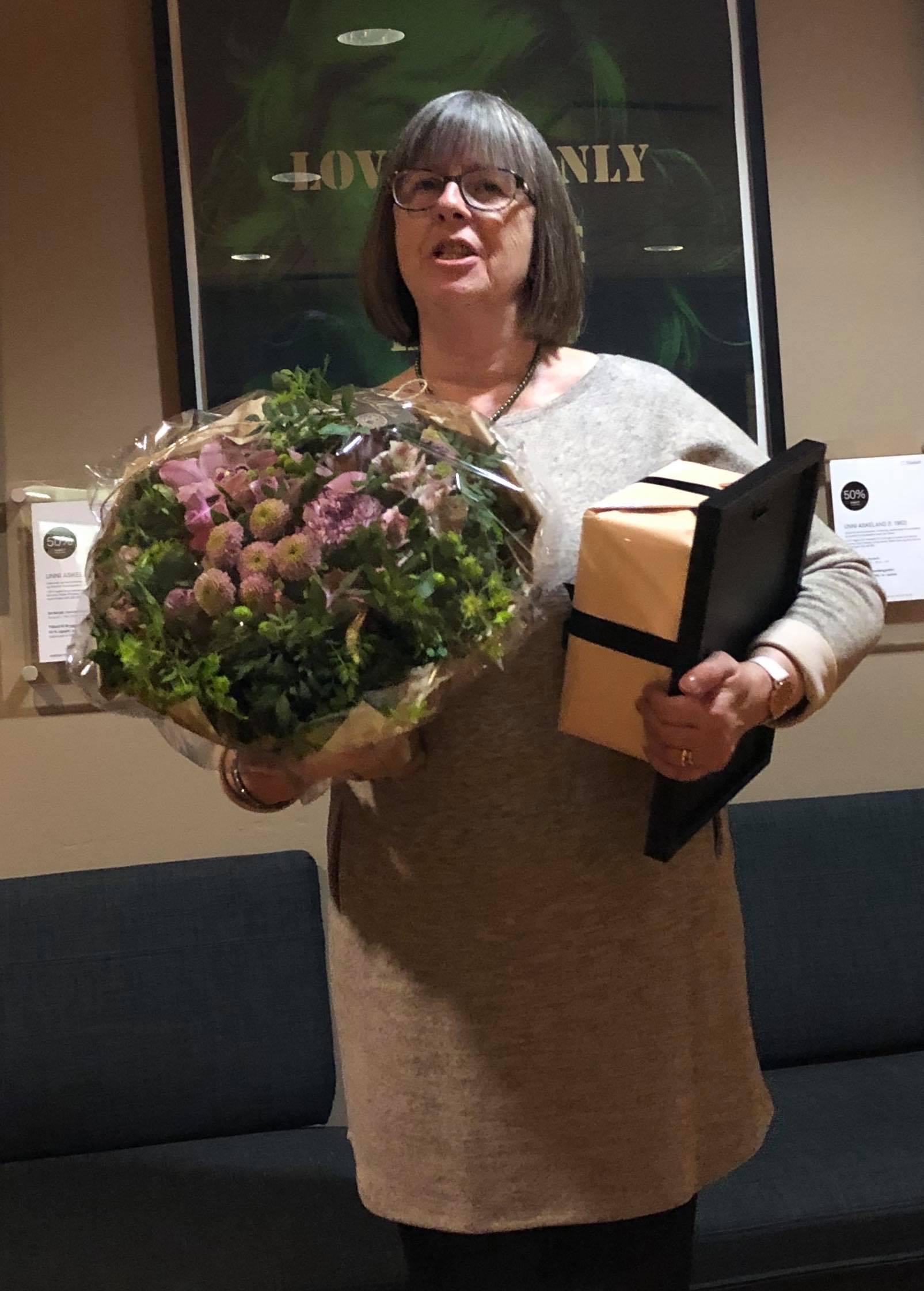 Grete Vetrhus Hammerstad