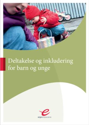 Forsiden av brosjyren