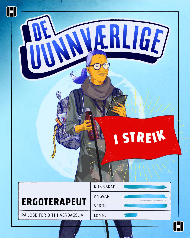 Unio_de-uunnværlige-ergoterapeut-i streik_org