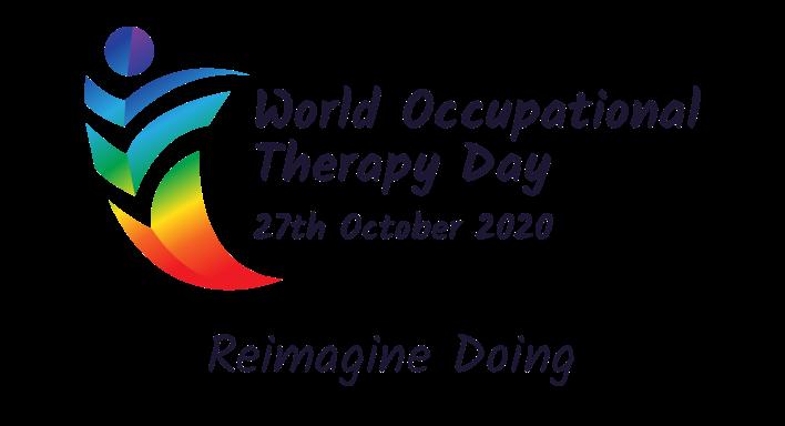 World OT Day Logo with Theme English