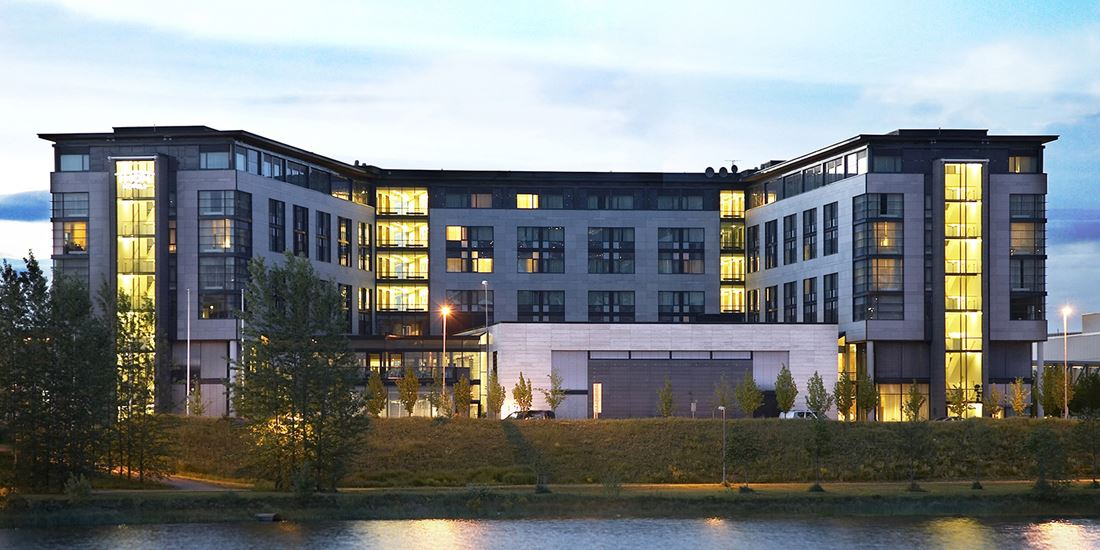 thon-hotel-arena-fasade